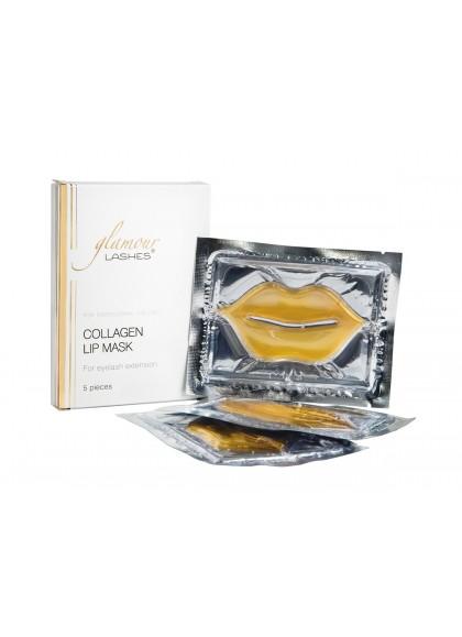Collagen lip mask